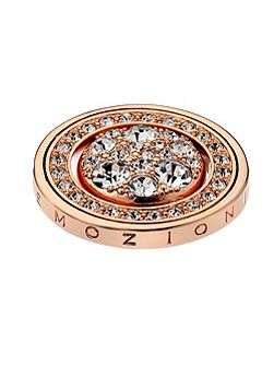 25mm acqua e aria rose gold coin