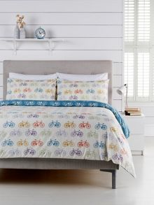 Humming Bird by Christy Bicycles duvet cover set