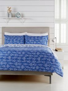 Humming Bird by Christy Fish duvet cover set