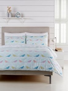 Humming Bird by Christy Lark duvet cover set