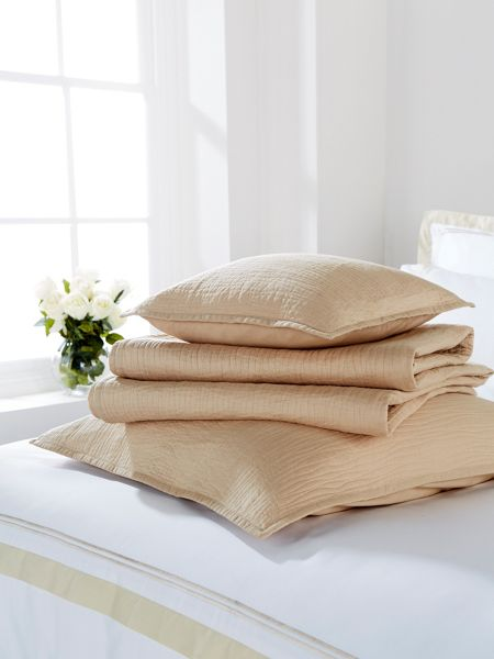 Christy Vibe pillow sham camel
