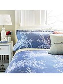Christy Wisteria bed linen range
