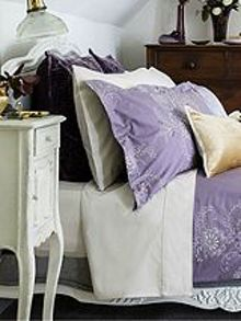 Christy Fabian bed linen range