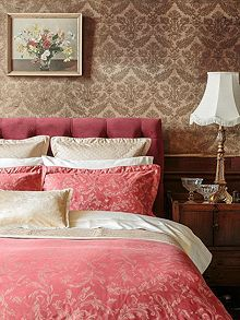 Christy Sandringham bed linen range