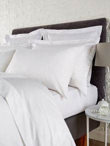 Christy Dakota oxford pillowcase pair