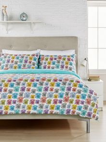 Humming Bird by Christy Telephones duvet cover set