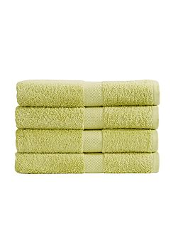 Portobello bath sheet apple