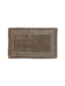 Christy Camden bath mat hessian