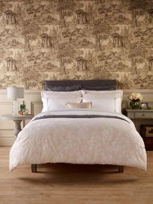 Christy Vintage peony duvet cover