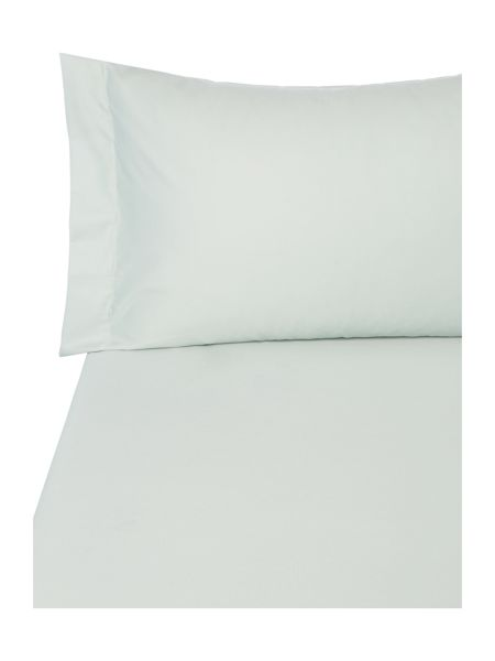 Christy Satin plain dye fitted sheet