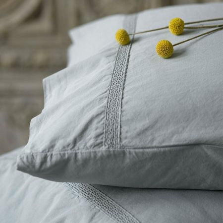 Christy Peonia Flat Sheet Set
