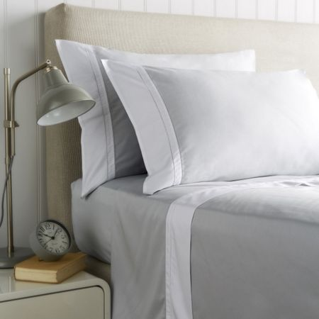 Christy Hotel Flat Sheet Set