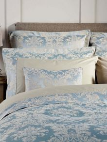 Christy Serena oxford pillowcase pair