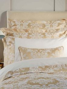 Christy Serena square oxford pillowcase pair