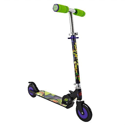 Teenage Mutant Ninja Turtles Folding Scooter