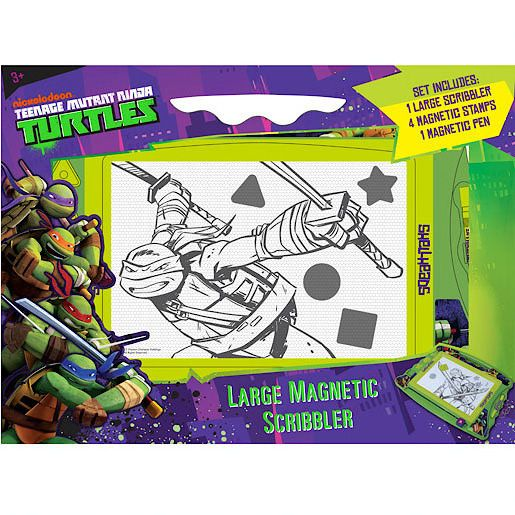 Teenage Mutant Ninja Turtles Magnetic Scribbler