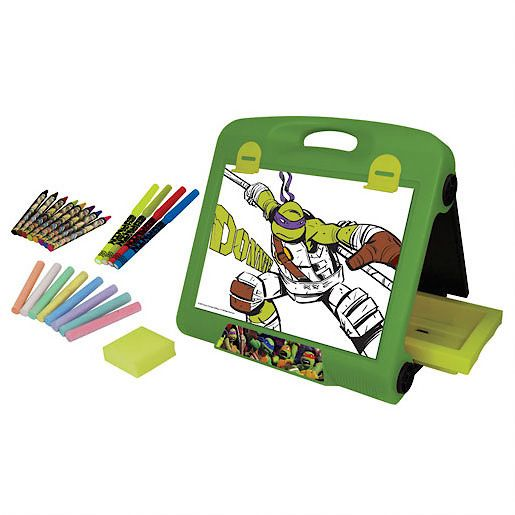 Teenage Mutant Ninja Turtles Art Easel