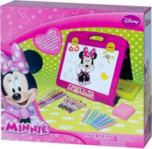 Minnie Mouse Travel art easel