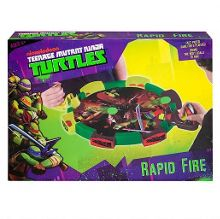 Teenage Mutant Ninja Turtles Rapid fire game