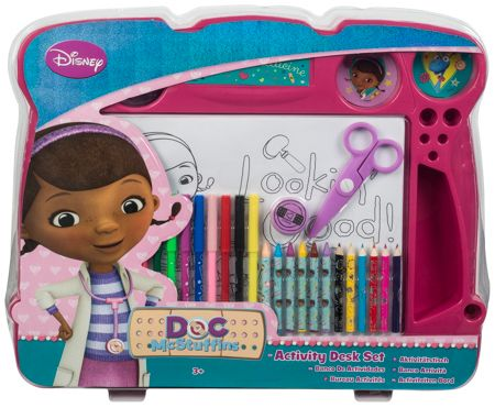 Doc McStuffins Activity Desk