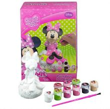 Disney paint your own minnie
