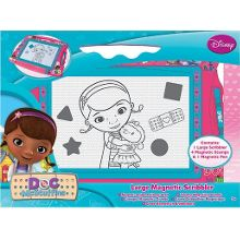 Magnetic scribbler drawing pad