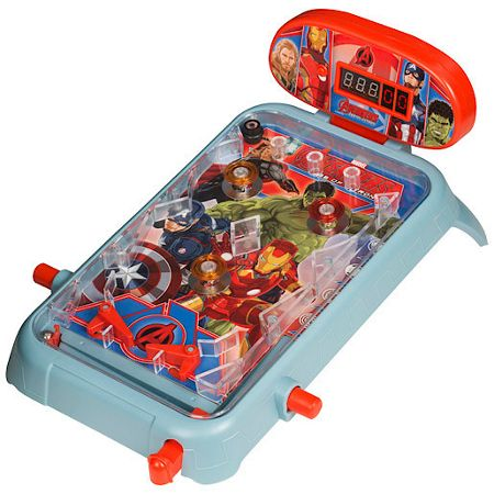 Marvel Avengers Super Pinball Game