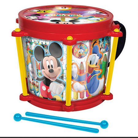 Mickey Mouse Drum stationery set