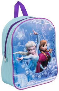 Disney Frozen Kids 3D Junior Backpack