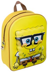 Spongebob Kids 3D Junior Backpack