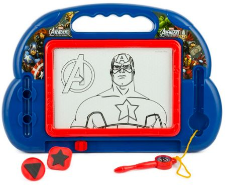 Marvel Medium Magnetic Scribbler