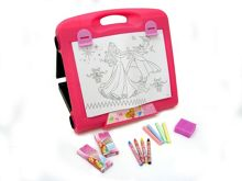 Disney Princesses Travel Art Easel