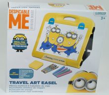 Minions Travel Art Easel