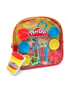 Play Doh Activity Backpack