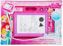 Disney Princesses Magnetic Scribbler