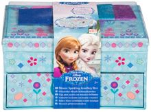 Disney Frozen Mosaic Sparkling Jewellery Box
