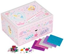 Disney Princesses Mosaic Sparkling Jewellery Box