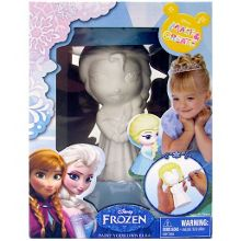 Paint Your Own Elsa Figure