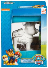 PAW PATROL Paint Your Own Figure