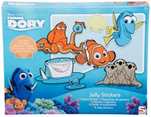 Disney Finding Dory Jelly Sticker Set