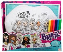 Bratz Colour Your Own Cushion