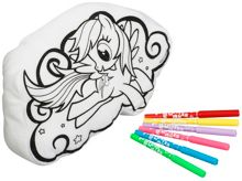 My Little Pony Colour Your Own Cushion