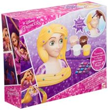 Disney Princesses Rapunzel Paint and Style Head
