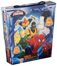 Marvel Puzzle 4 Pack