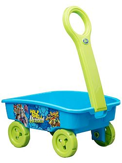 Half-Shell Heroes Play Wagon