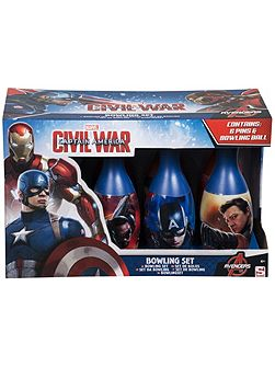 Civil War Bowling Set
