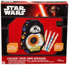Star Wars Colour Your Own Speaker