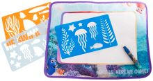 Disney Finding Dory Water Doodle Mat and Accessories