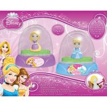 Disney Princess Glitter Dome Double Pack