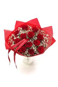 Floric Red rose bouquet